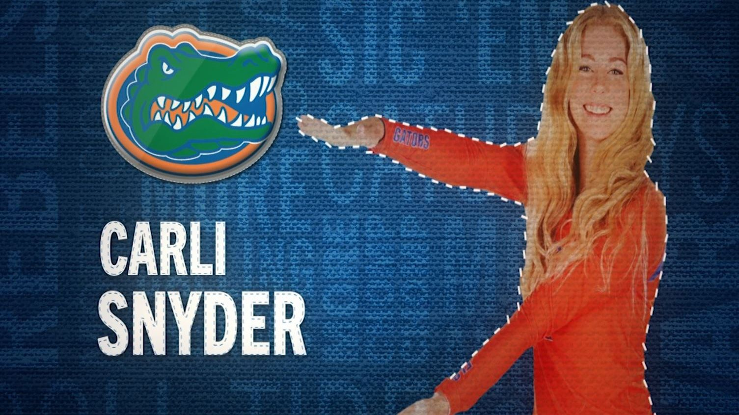 I am the SEC: Florida's Carli Snyder