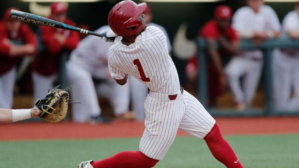 Alabama outlasts Troy 4-3