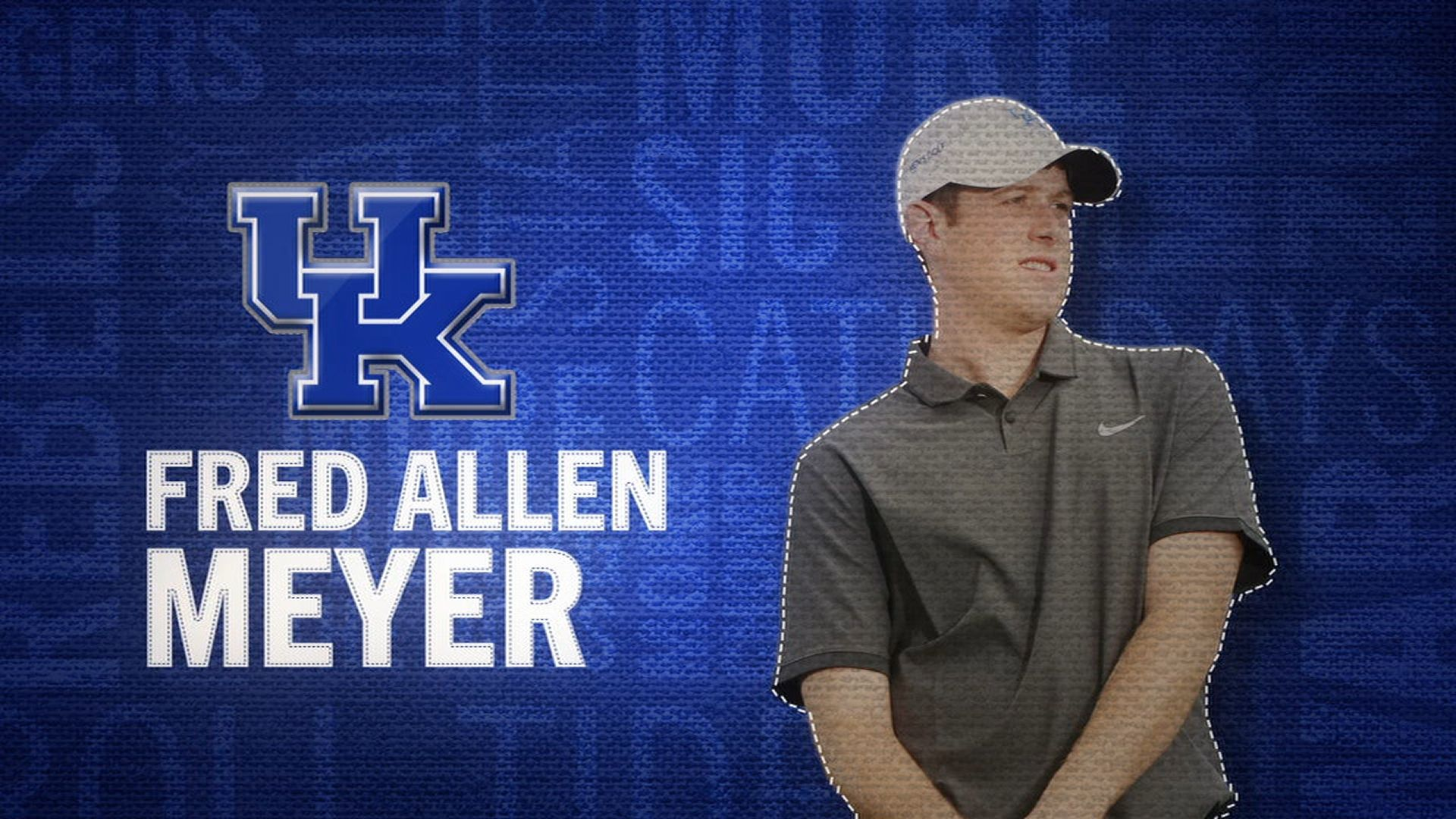 I am the SEC: Kentucky's Fred Allen Meyer