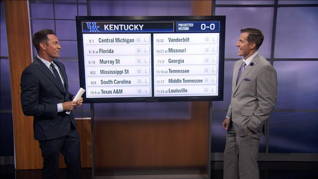 How far can Kentucky football go this season?