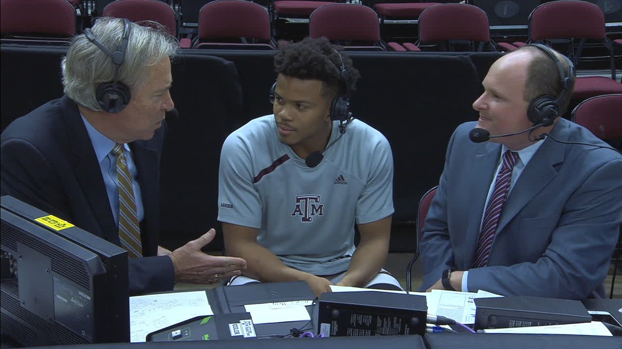 Gilder: Texas A&M is a 'special' team