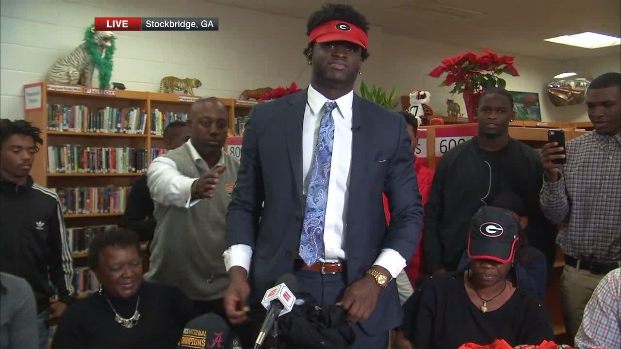 Georgia lands another ESPN 300 recruit