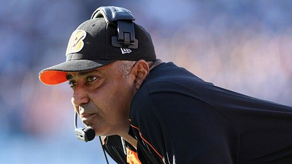 the marvin lewis issue In the first couple of years as the bengals head coach, marvin lewis had major  issues with two of the team's best players on each side of the.