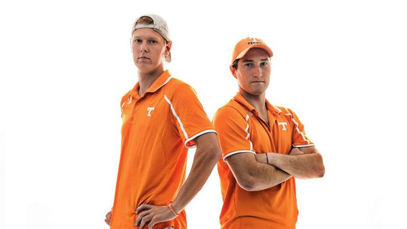 Libietis, Reese Named Doubles Team of Year