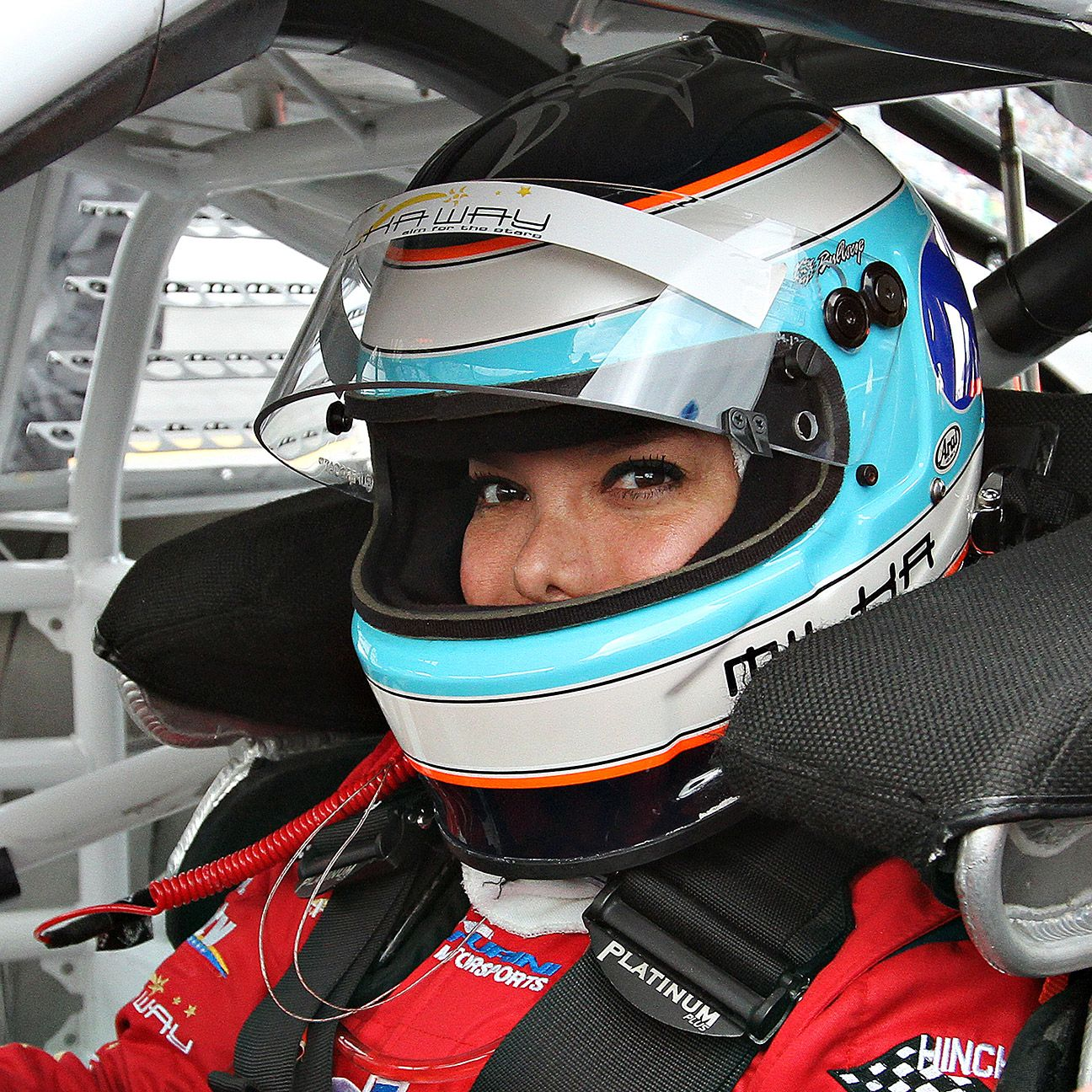 Milka Duno To Race Part-time In NASCAR Nationwide Series