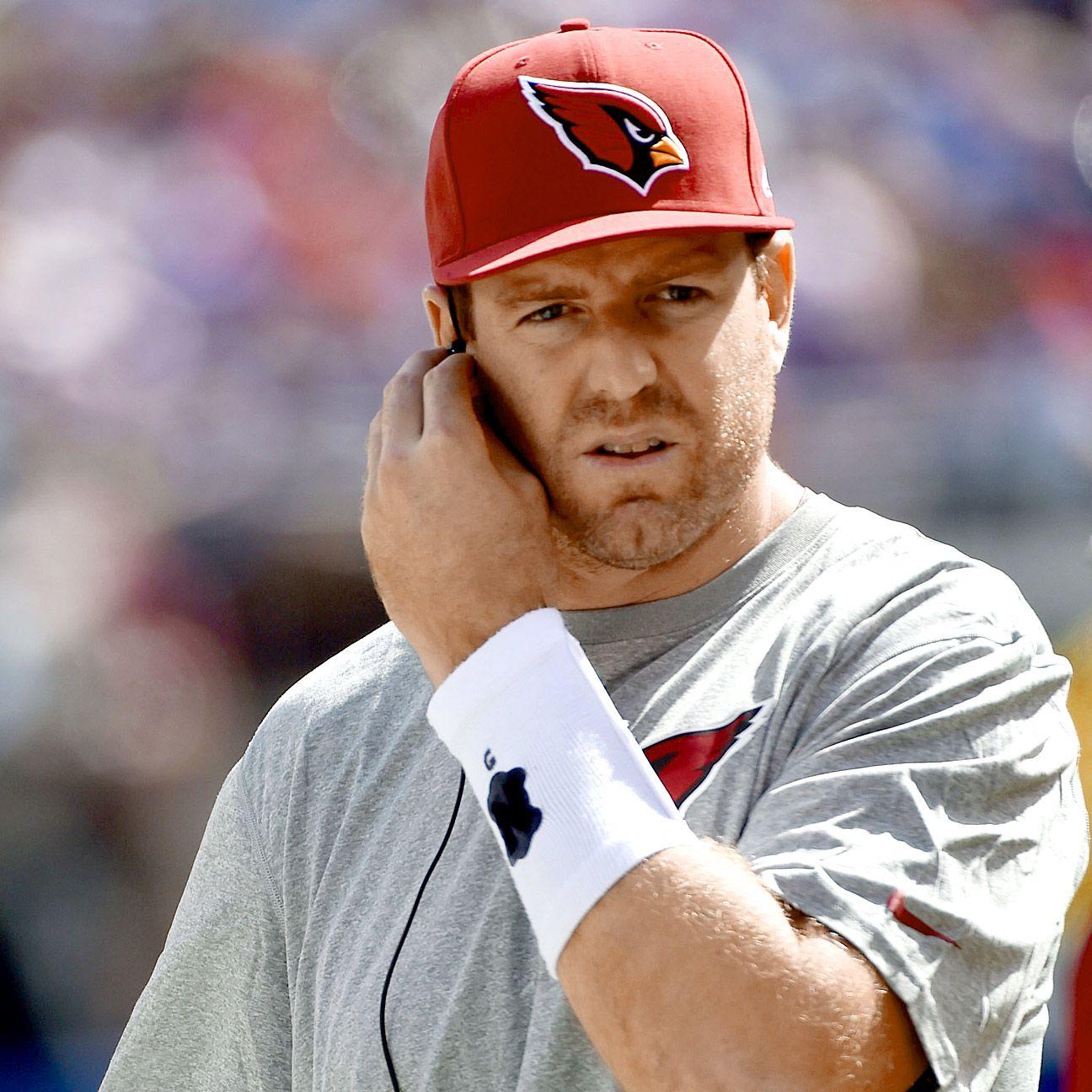 palmer carson shoulder nfl arizona cardinals says robert deutsch throwing injury week espn