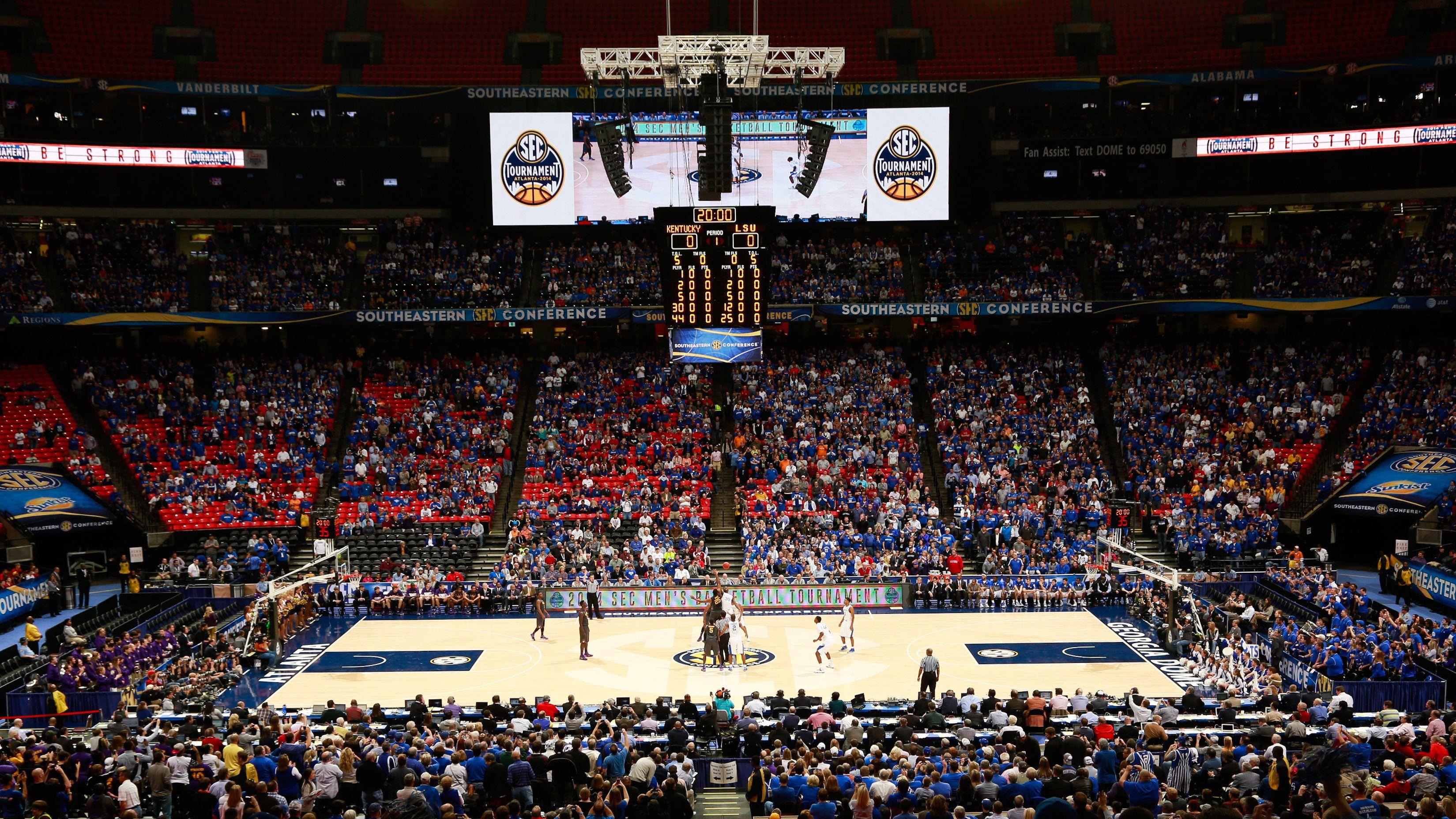 Commentators for SEC Network's men's basketball revealed