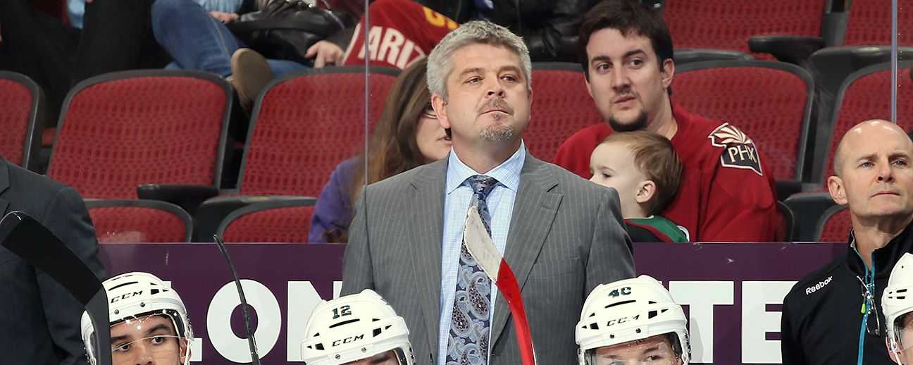 NHL -- Wheels Are In Motion For Todd McLellan And Other Coaching Candidates