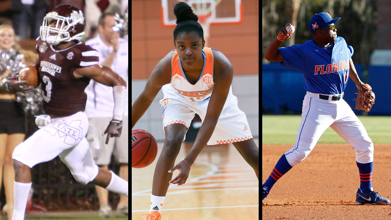 Student-athletes represent SEC in NCAA process