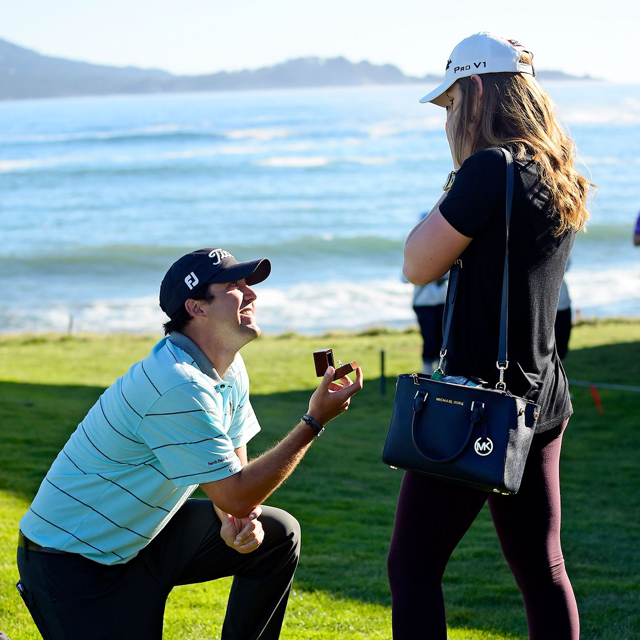 Tiger Woods' Girlfriend