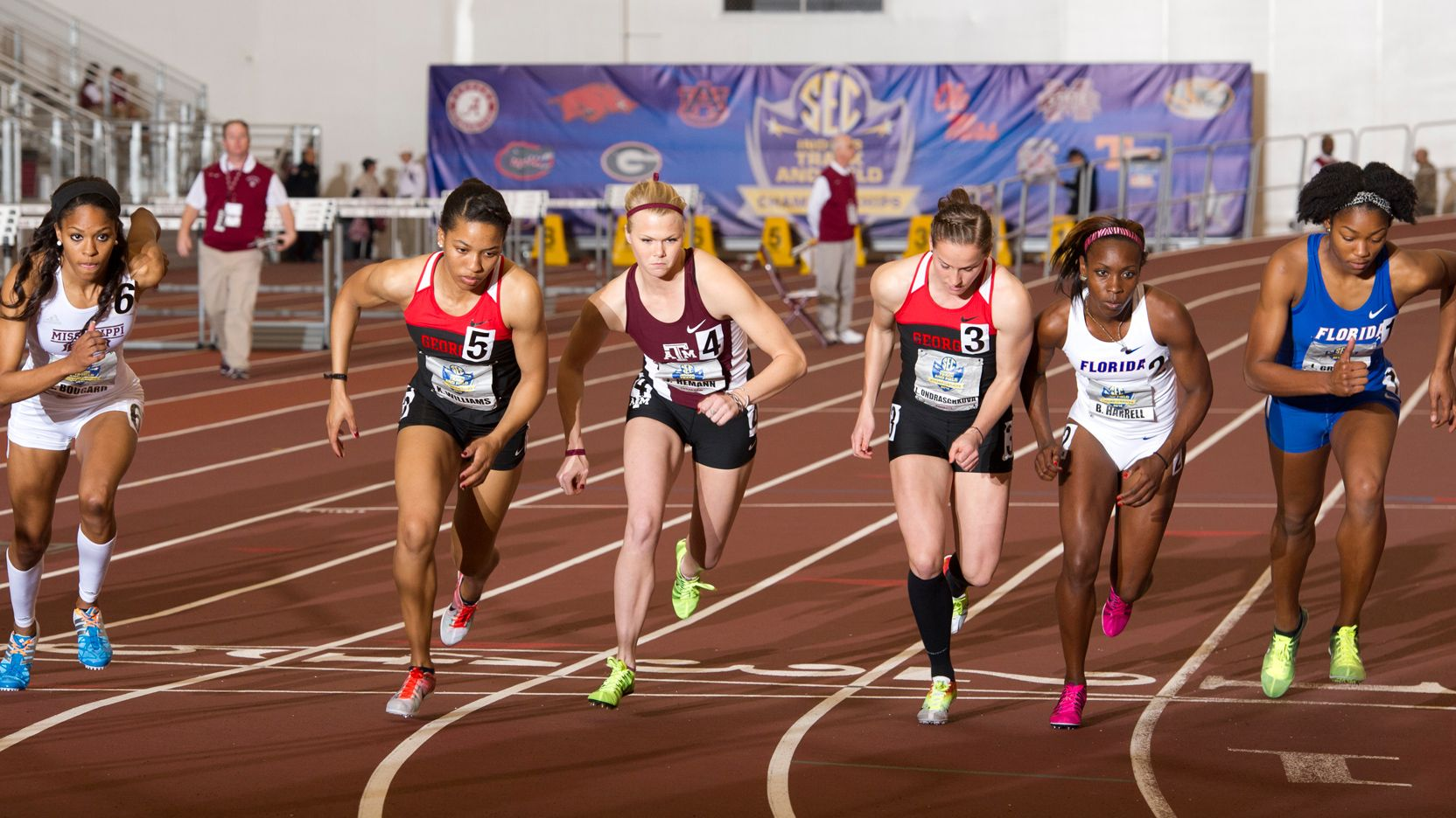 Indoor Track and Field Championships Schedule
