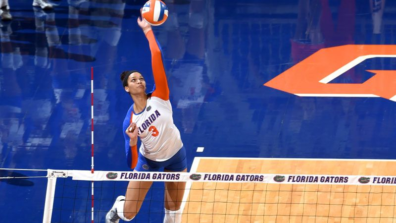 Holston, Wise headline USA Volleyball World University Games squad