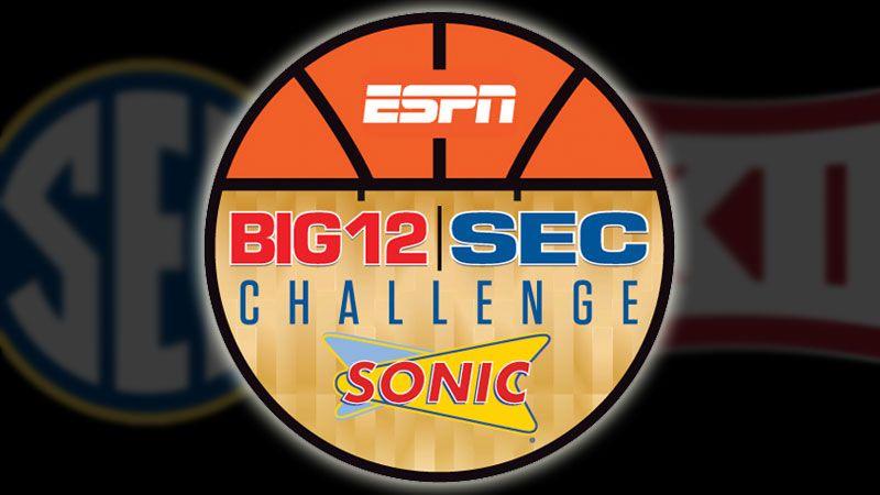 2016 SEC/Big 12 Challenge matchups set