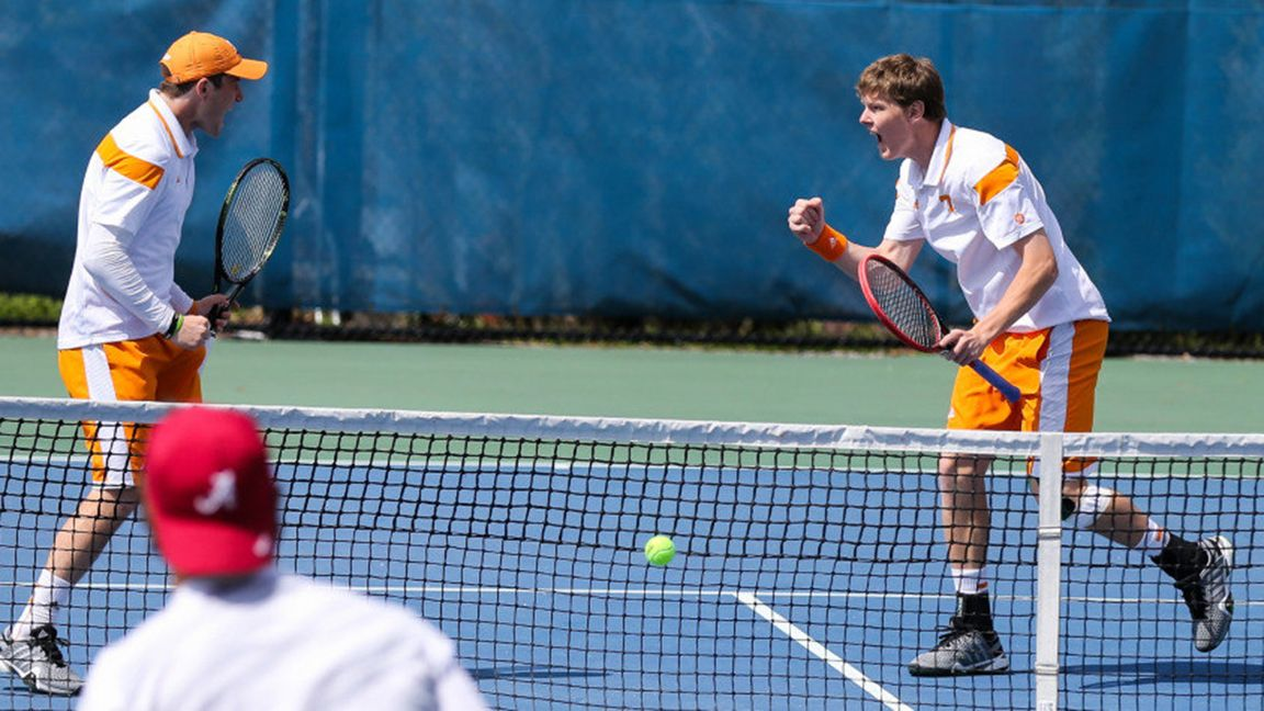NCAA Men's Doubles Championship (Day 1)