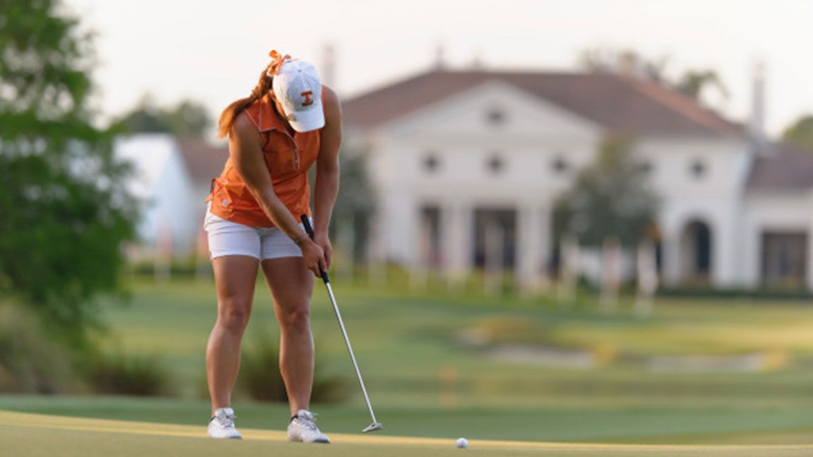 Lady Vol Golf Falls To Baylor In Match Play