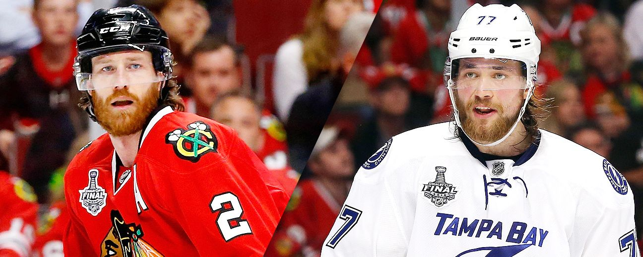 Time For A Defenseman To Win Conn Smythe Trophy