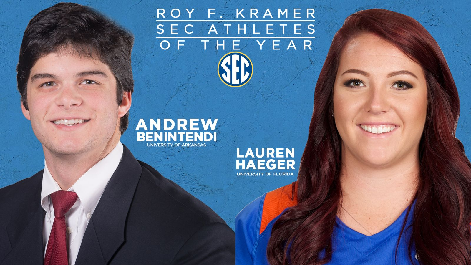 SEC Athletes of the Year