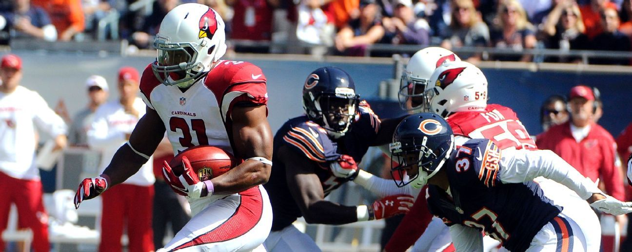 David Johnson Markus Golden Highlight Arizona Cardinals