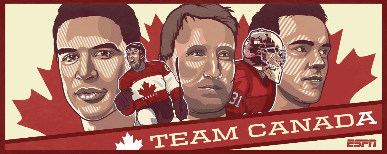 Worlds: LeBrun - Team Canada Roster Projections