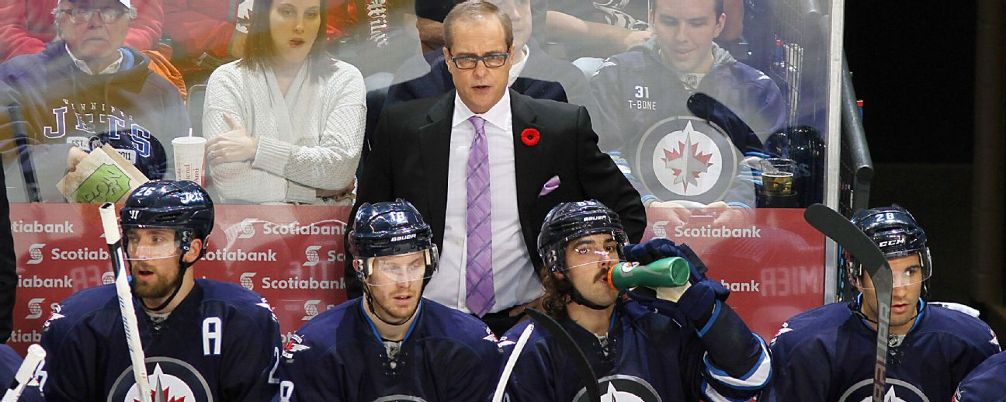 Paul Maurice Named To Team Europe's World Cup Of Hockey Coaching Staff