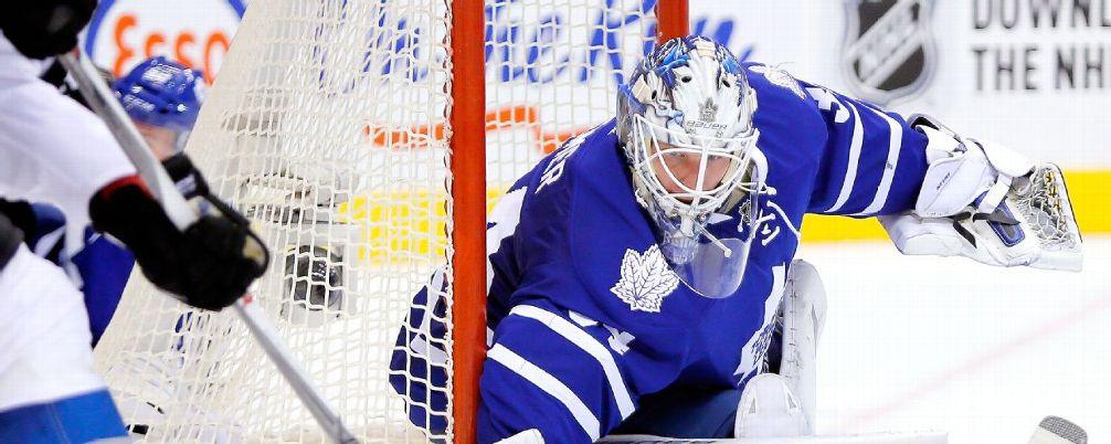 McIndoe: Maple Leafs' Reimer Emerges As Hero - Again