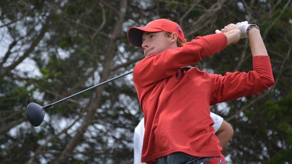 Kentucky men's golf claims top spot after Round 2