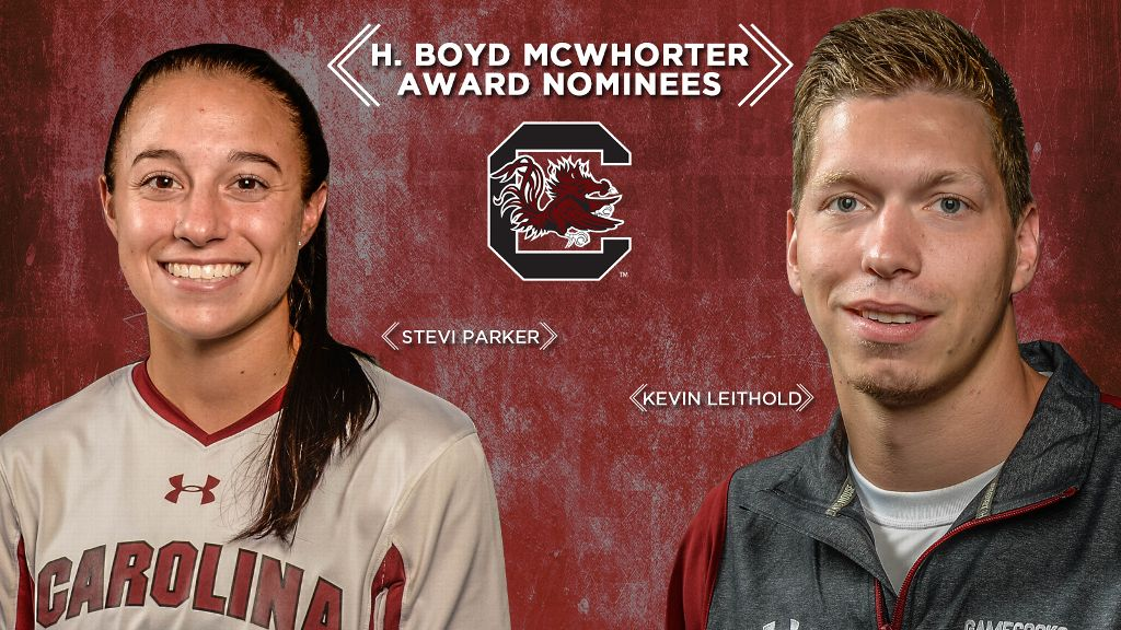 S. Carolina's nominees for McWhorter Award announced