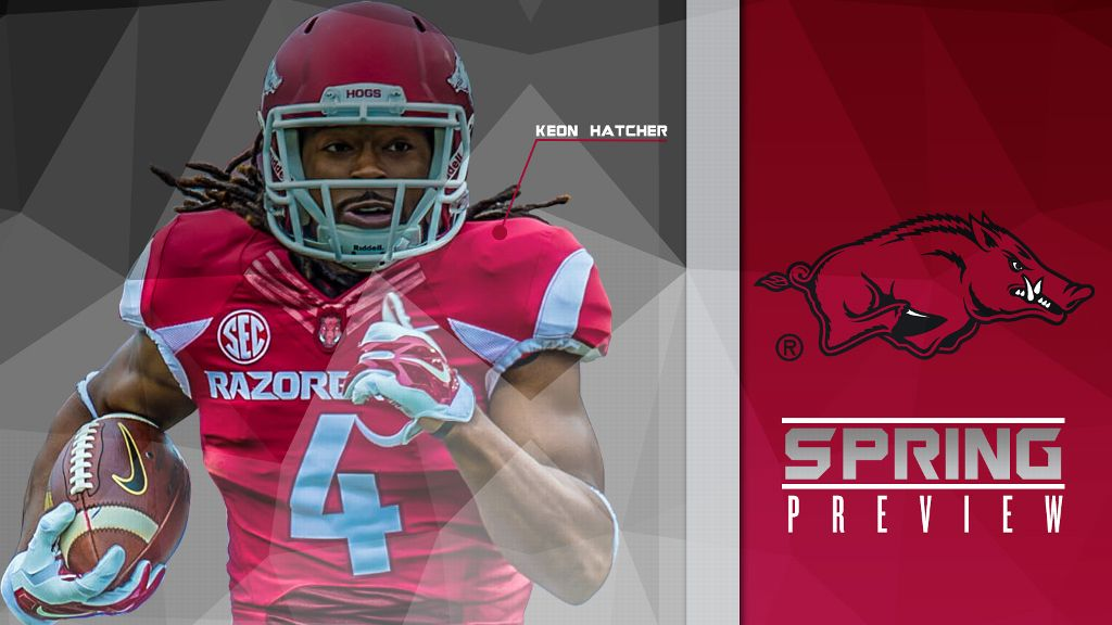 Arkansas Football Spring Preview