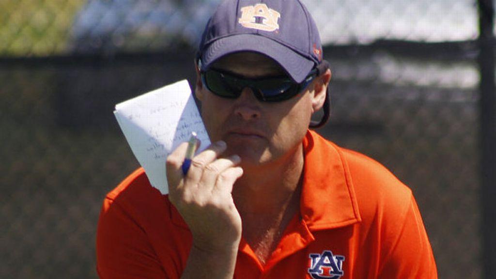 Eric Shore retiring as Auburn men's tennis coach
