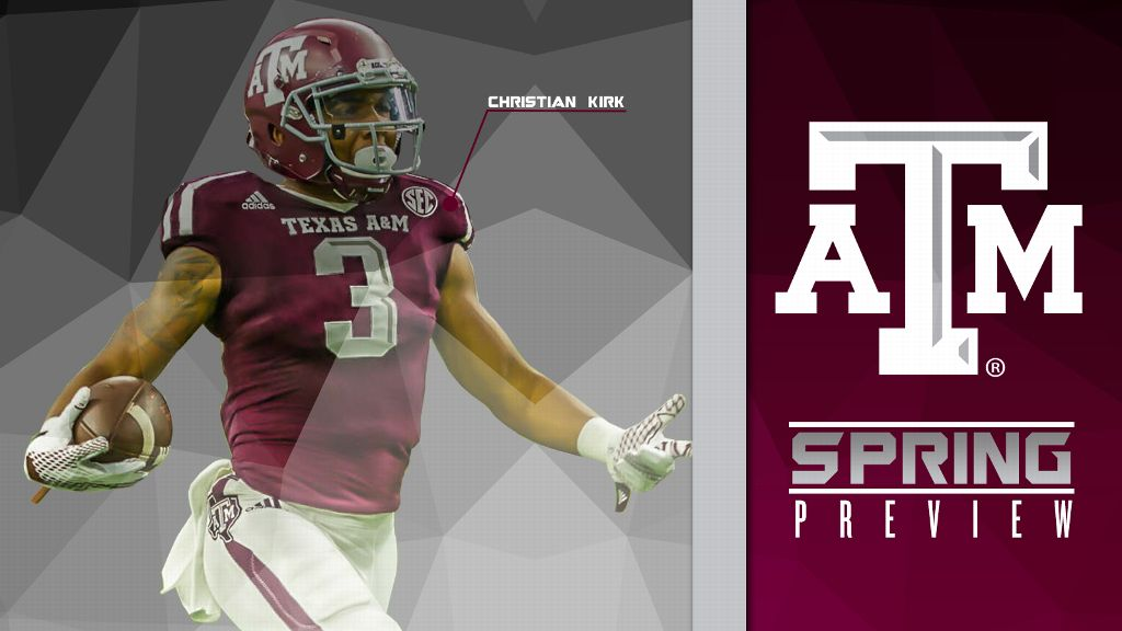Texas A&M Football Spring Preview