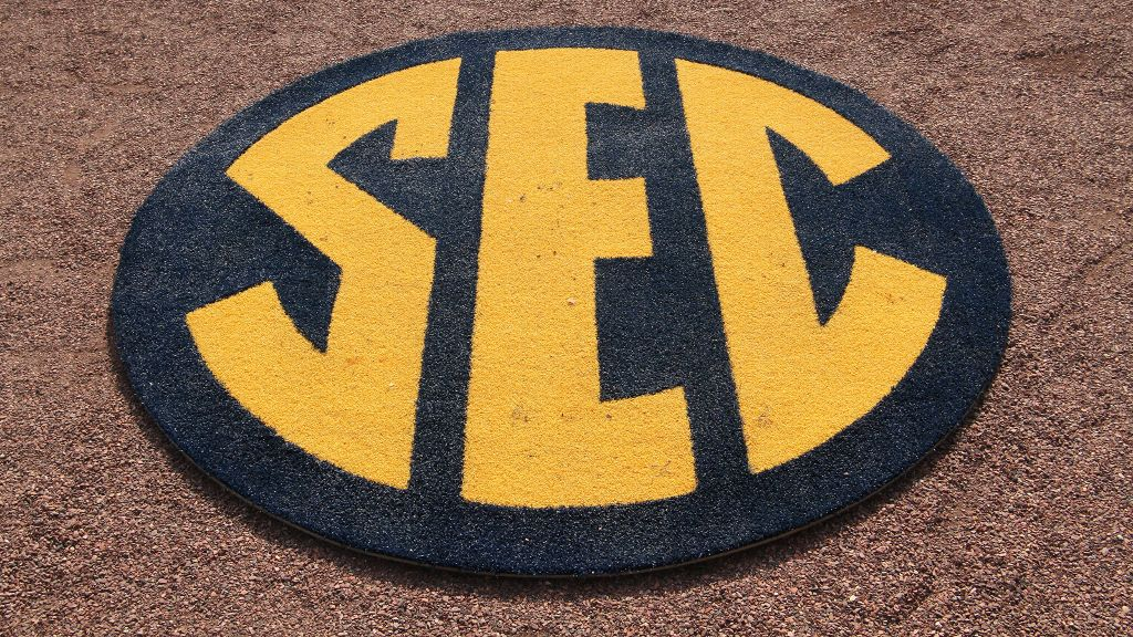 2017 SEC baseball television schedule