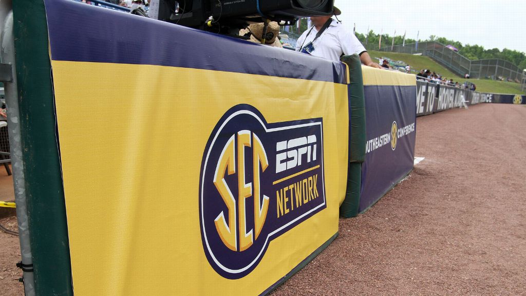 SEC Network live from Omaha for College World Series