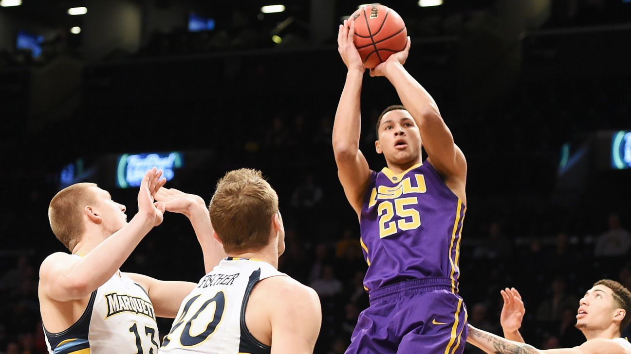 Ben Simmons' journey from Australia to the NBA draft