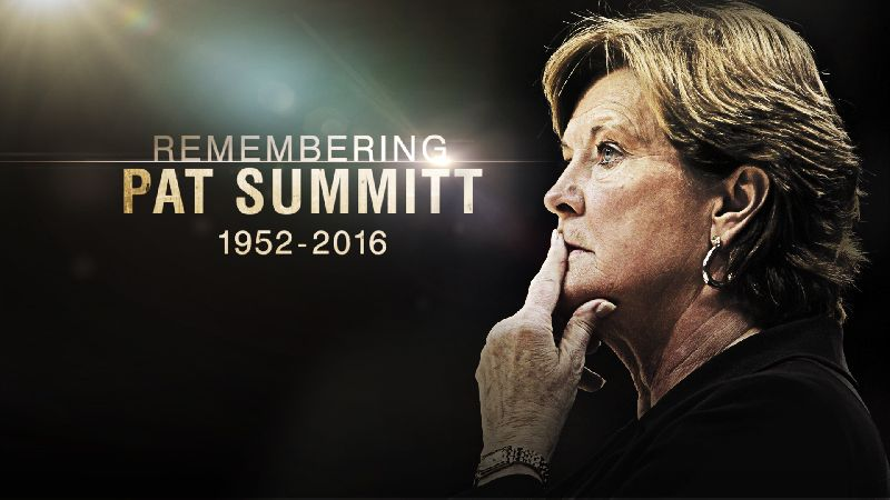 The Paul Finebaum Show: Remembering Pat Summitt