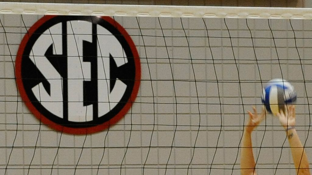 2017 SEC Volleyball Community Service Team announced