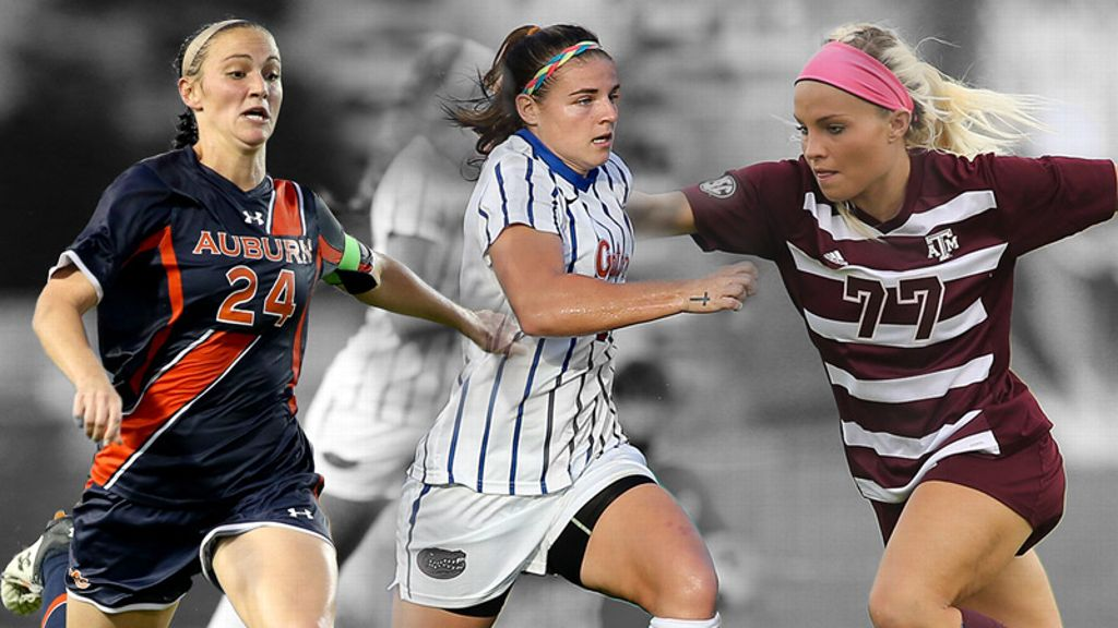 2016 SEC soccer preseason watch list