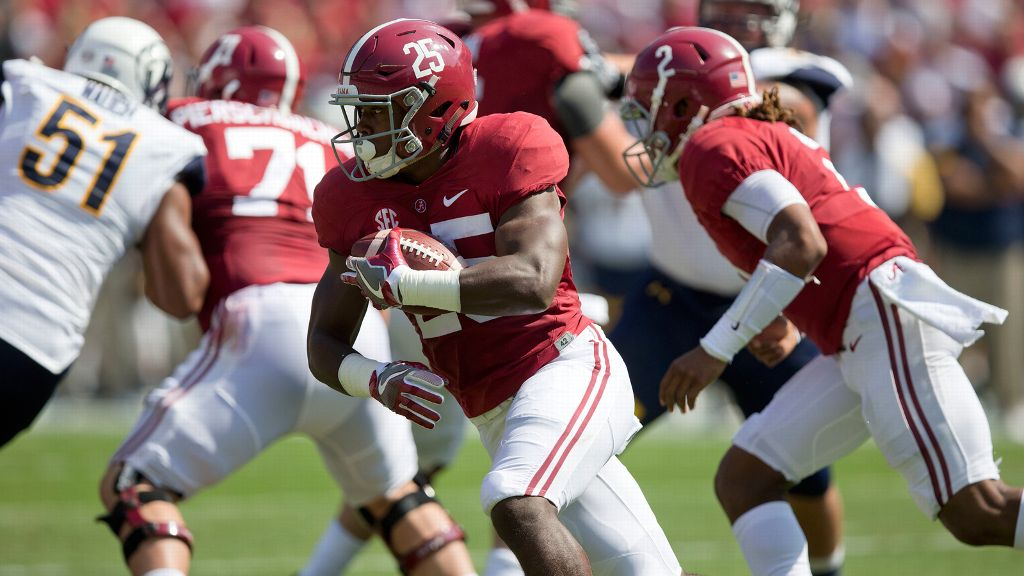 No. 1 Alabama rolls Kent State 48-0