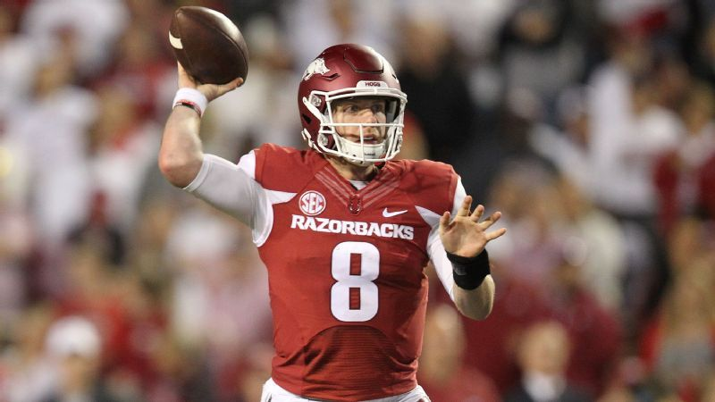 Six SEC quarterbacks recognized on O'Brien watch list