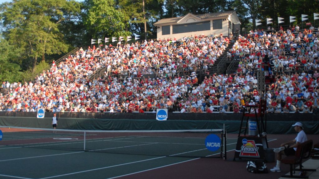 An NCAA Tennis Championship Tradition