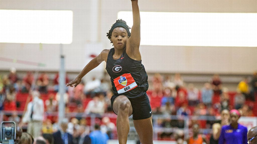 Eight SEC athletes named to Bowerman watch list