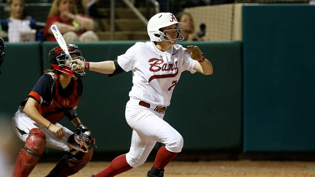 No. 10 Alabama scores 11 runs to sweep competition