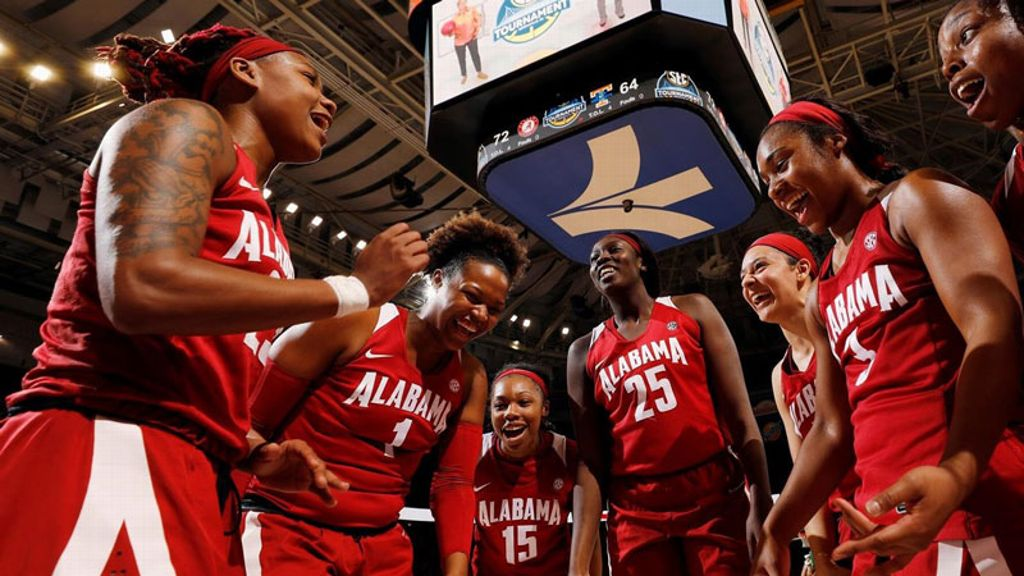Alabama dominates Mercer, advances in WNIT