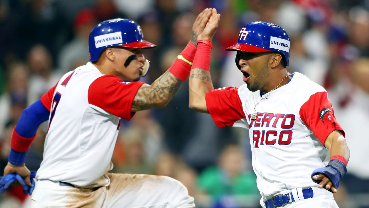 Puerto Rico Tops U S To Nab Spot In Wbc Final Round  Things To Know Sweetspot Espn