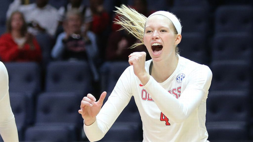Rebels' Edie receives prestigious NCAA scholarship