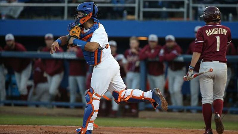 No. 9 Gators edge past No. 10 Seminoles