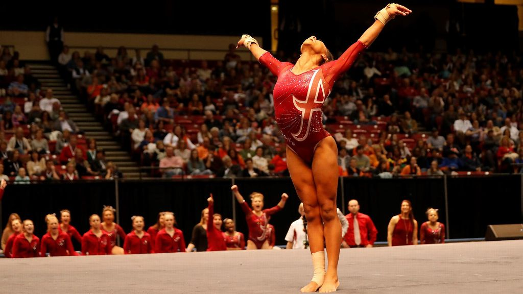 Alabama advances to NCAA Championship