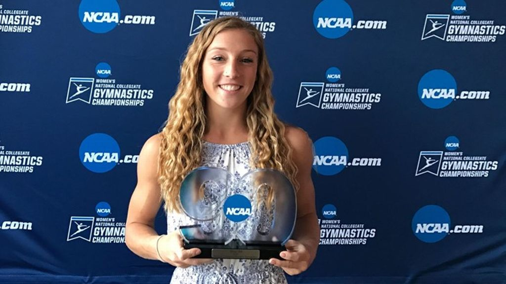 Florida's McMurtry wins 2017 NCAA Elite 90 Award