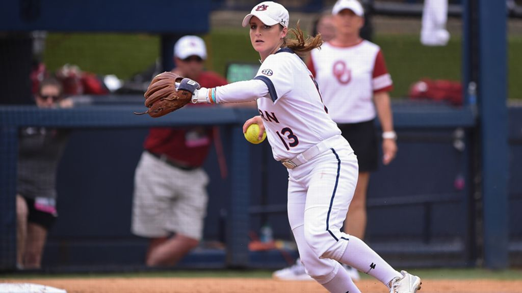 Auburn ends impressive season in Super Regionals