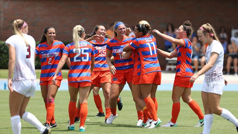 No. 7 Florida runs past Troy