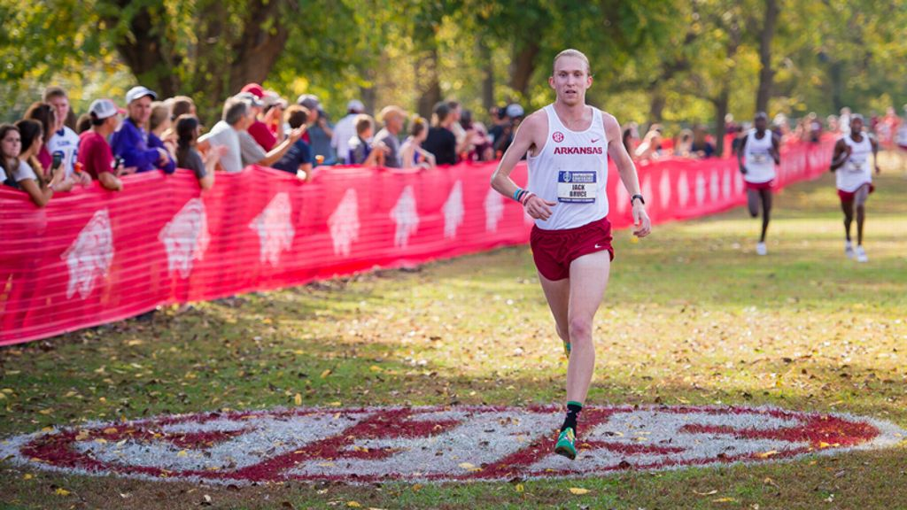 Arkansas predicted to win SEC Cross Country Titles